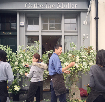Flower School London