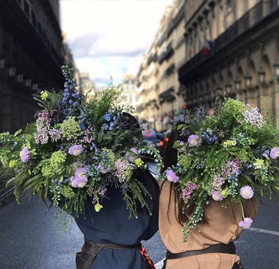Flower School Paris