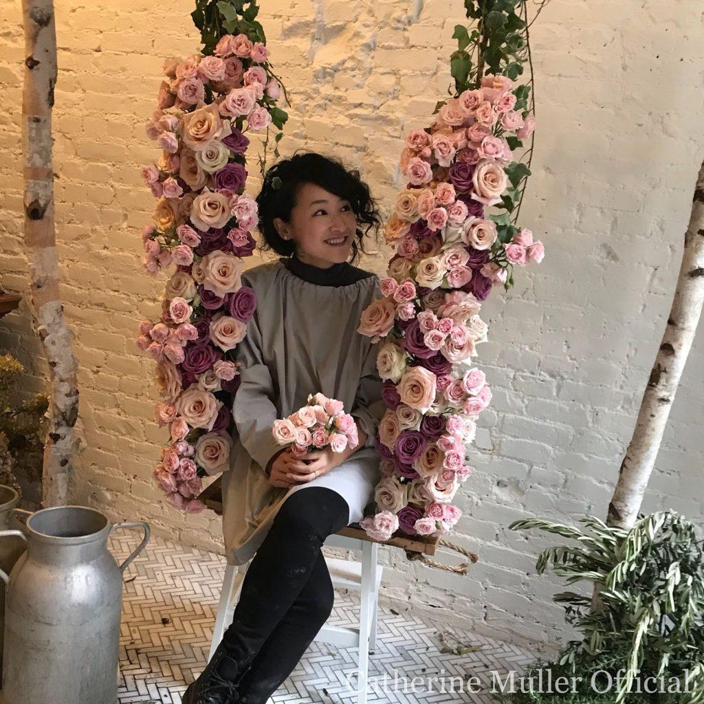 Flower School New York Catherine Muller Catherine Muller